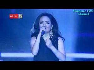 Billy La Min Aye Myanmar Idol Final 2017 Round 2 - YouTube