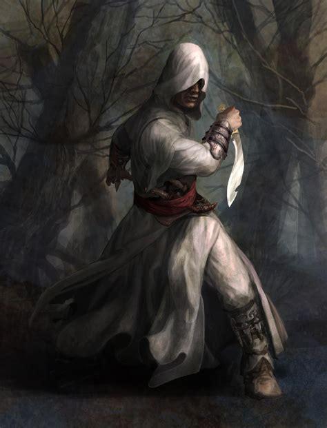 Assassins Creed I Early Concept Art Gematsu