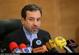 """Deputy FM Describes Iran-Sextet N. Talks as """"Serious ..."""