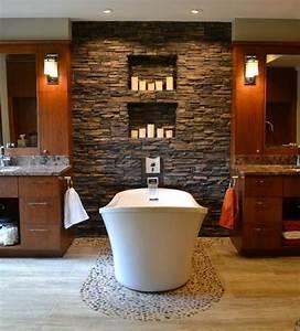 Bougie romantique 50 idees deco avec bougies pour l39interieur for Salle de bain design avec bougie décorative oriental