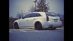 2010 Cadillac CTS Wagon 30 Direct Injection Custom Mods YouTube