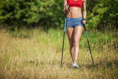 Nordic Walking Should Why Try Poles Shape