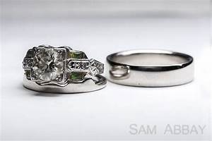 custom bands new york wedding ring With wrap wedding rings