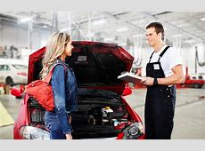 Car mechanic in uniform Auto repair service Folsom