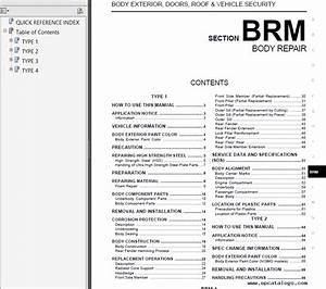 Nissan 370z Model Z34 Series 2013 Service Manual Pdf