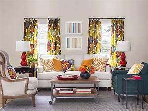 hgtv stars39 potluck living room living room and dining With hgtv design ideas living room