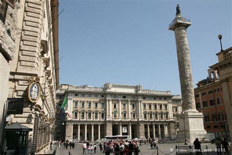 siege du pape place de la colonne à rome