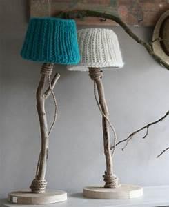 Lampenschirme Für Tischlampen : rustikale tischlampen bauen gestrickter lampenschirm herzallerliebst pinterest tischlampe ~ Whattoseeinmadrid.com Haus und Dekorationen