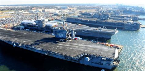 plus grand porte avion comment l us navy transforme de l eau de mer en carburant challenges fr