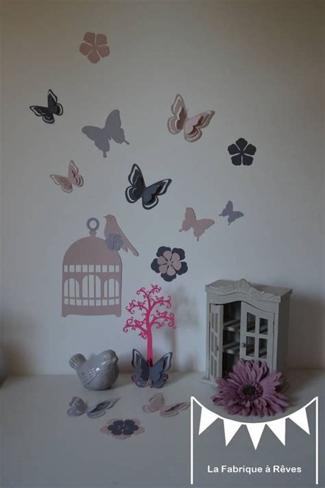 awesome deco chambre bebe fille gris et photos