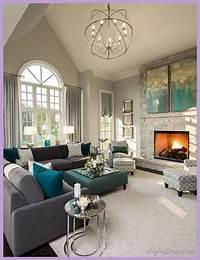 interesting home design ideas 2017 Unique Decorating Ideas For Living Room - 1HomeDesigns.Com