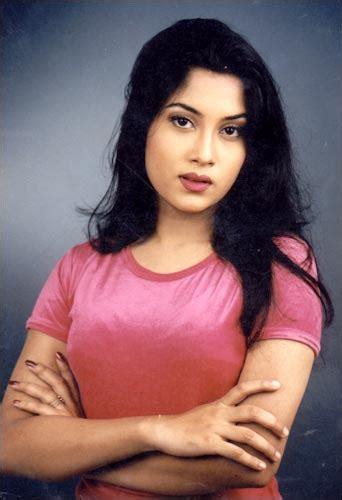 Bangladeshi Actress Model Singer Picture Srabanti Datta