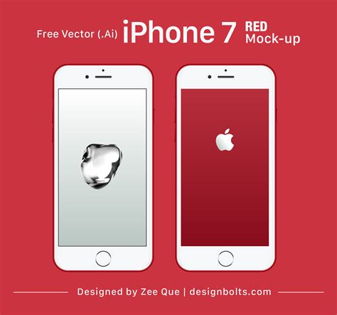 how to get free on iphone free vector apple iphone 7 mock up in ai eps format