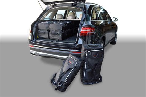 mercedes glc günstig kaufen car bags mercedes glc reisetaschen set x253 ab 2015