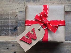 personalised letter gift tag by lucasco With letter gift tags