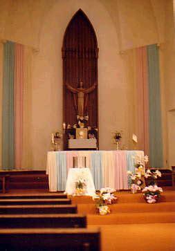 parish st bernard catholic church wamego ks