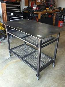 Welding Table on Pinterest Welding Projects, Welding and