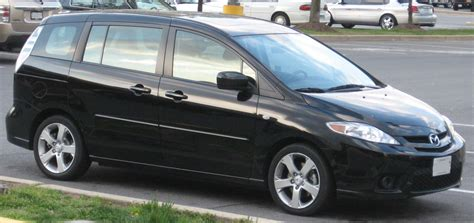 Mazda 5 Picture by Black Mazda 5 2006 Amazing Pictures And Images Look At