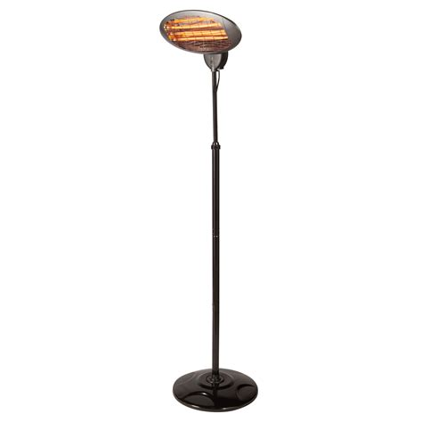 connect it 2000w halogen patio heater