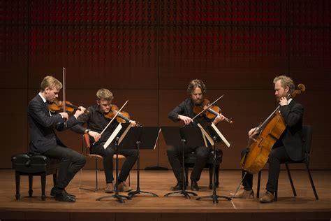 classical review danish string quartet closes cms
