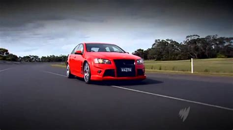Top Gear Australian Special by Top Gear Australia Holden Special Vehicles Hsv W427