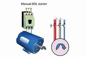 Electrical Motor Starter Circuits Instrumentation Tools