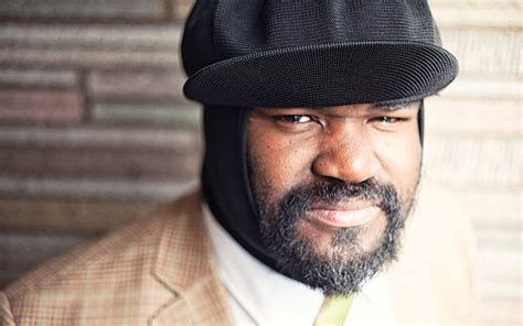 gregory porter sings live hey telegraph