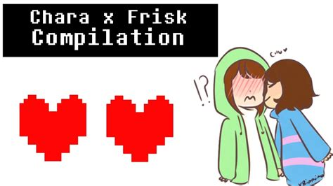 Fr Chara X Frisk Comic Undertale Youtube