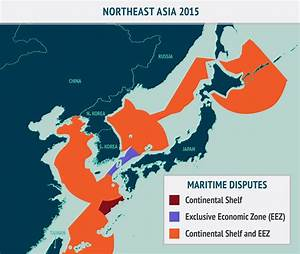 The Evolution of Asia's Contested Waters | Asia Maritime ...
