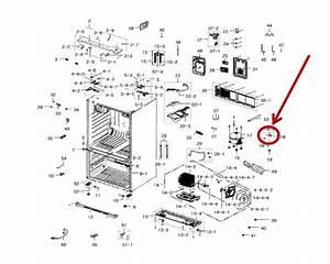 Samsung Rfg238aars  Xaa Refrigerator Parts