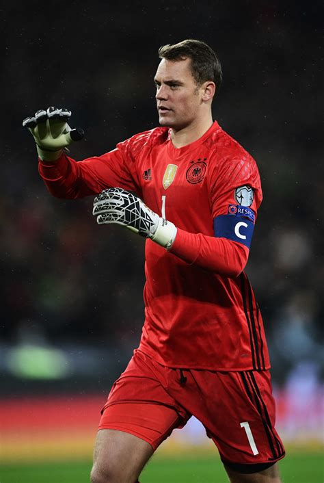 Neuer challenges germany to thrown down marker for loew's swansong. Manuel Neuer Photos Photos - Germany v Northern Ireland - FIFA 2018 World Cup Qualifier - Zimbio