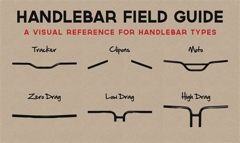 Handlebar Field Guide