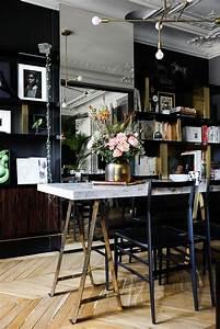 Tréteaux Pour Table : table trteau treteaux with table trteau top table sur trteaux inspirant petite table de balcon ~ Melissatoandfro.com Idées de Décoration