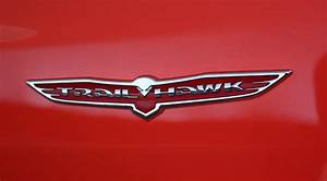 The Badge For The Jeep Grand Cherokee Trailhawk Ii