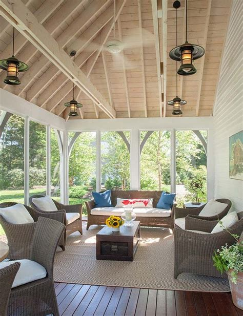 screened in porch designs 38 amazingly cozy and relaxing screened porch design ideas