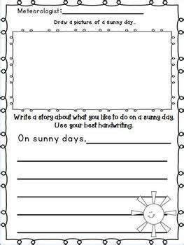 weather seasons activities and minis