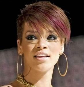 Coupe Courte Femme Noire Visage Rond : 50er frisuren kurze haare ~ Melissatoandfro.com Idées de Décoration