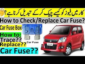 Find Suzuki Wagon R Fuse Box