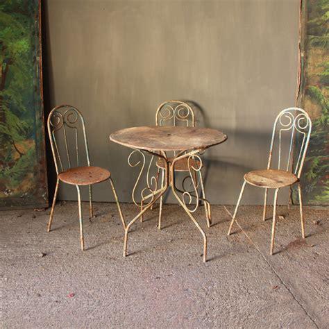 Antique Garden Chairs  Antique Furniture