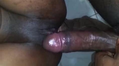 Jamaican Girl Takes Big Cock