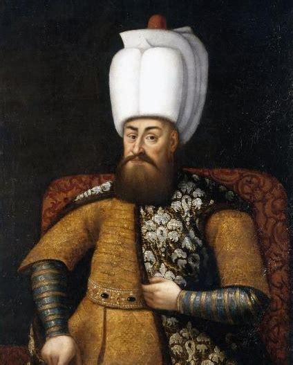 The Ottoman Empire Sultans - murad iii