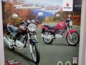 Indogarage  2011 Suzuki Thunder 125cc  Part 2