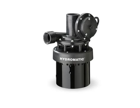 hpusp125 hydromatic utility sink pump