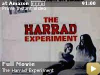 harrad experiment  video gallery