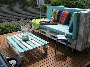 Recycled Wood Pallets Patio Furniture Pallets Designs