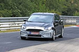 Ford Focus Turbo : new ford focus st hits nurburgring will offer 2 0l turbo and automatic autoevolution ~ Melissatoandfro.com Idées de Décoration