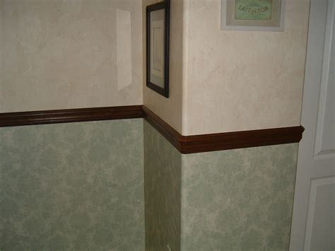 Chair Rail : Experts In Crown Moulding, Wainscot/beadboard