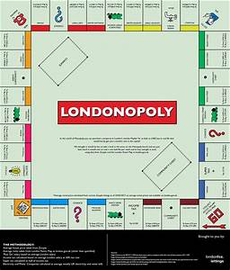 What The Monopoly Board Would Look Like At 2017 Prices