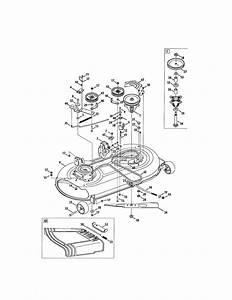 Craftsman Model 247288842 Lawn  Tractor Genuine Parts