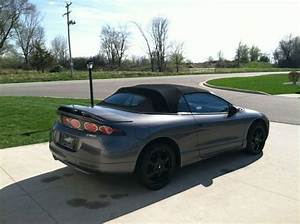 Sell Used 1996 Mitsubishi Eclipse Spyder Gs